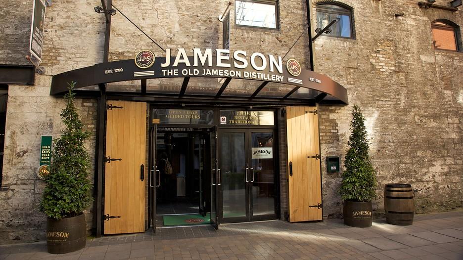 jameson, jameson distillery, Dublin, things to do in Dublin