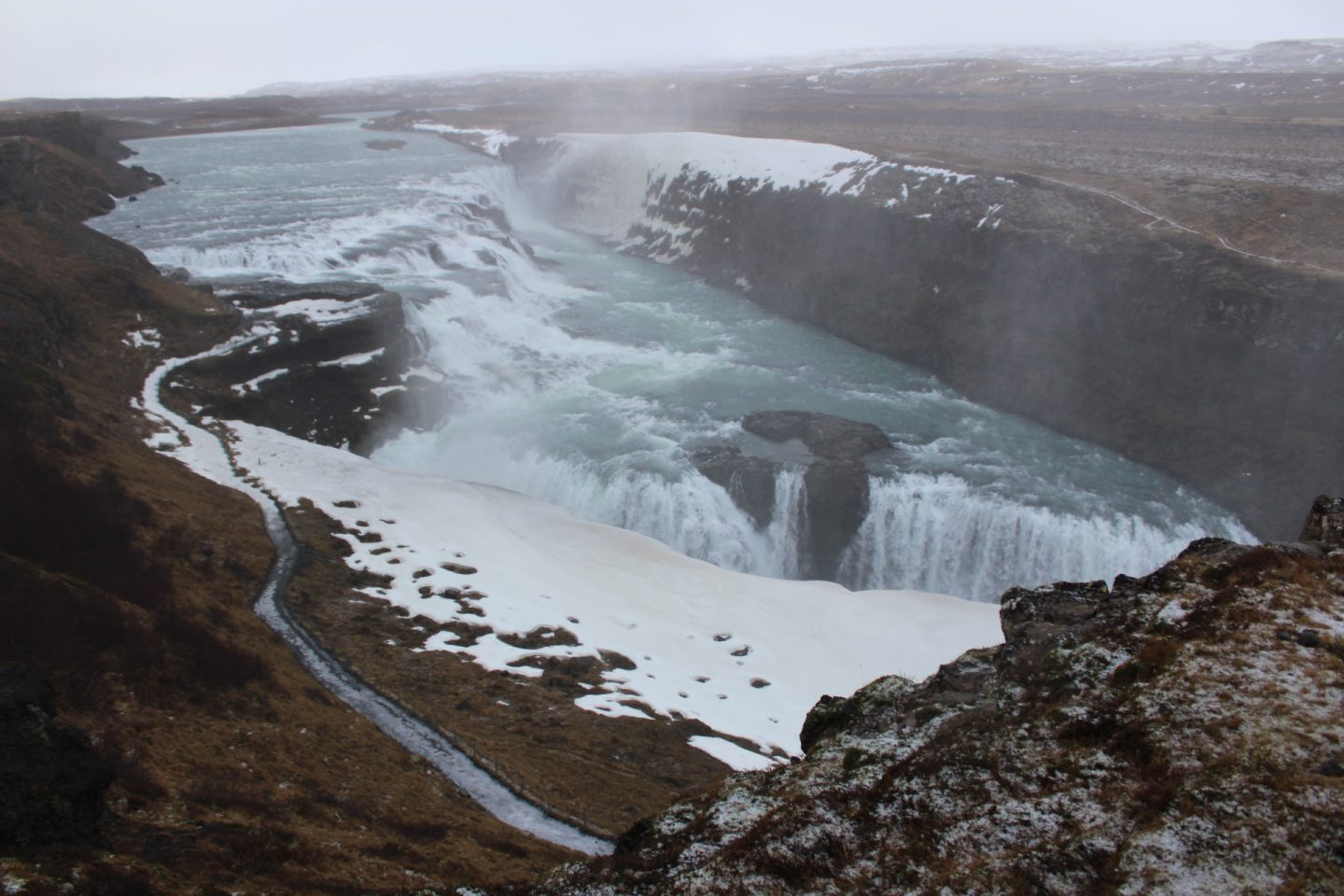 2017 Travel Challenge: Iceland in February