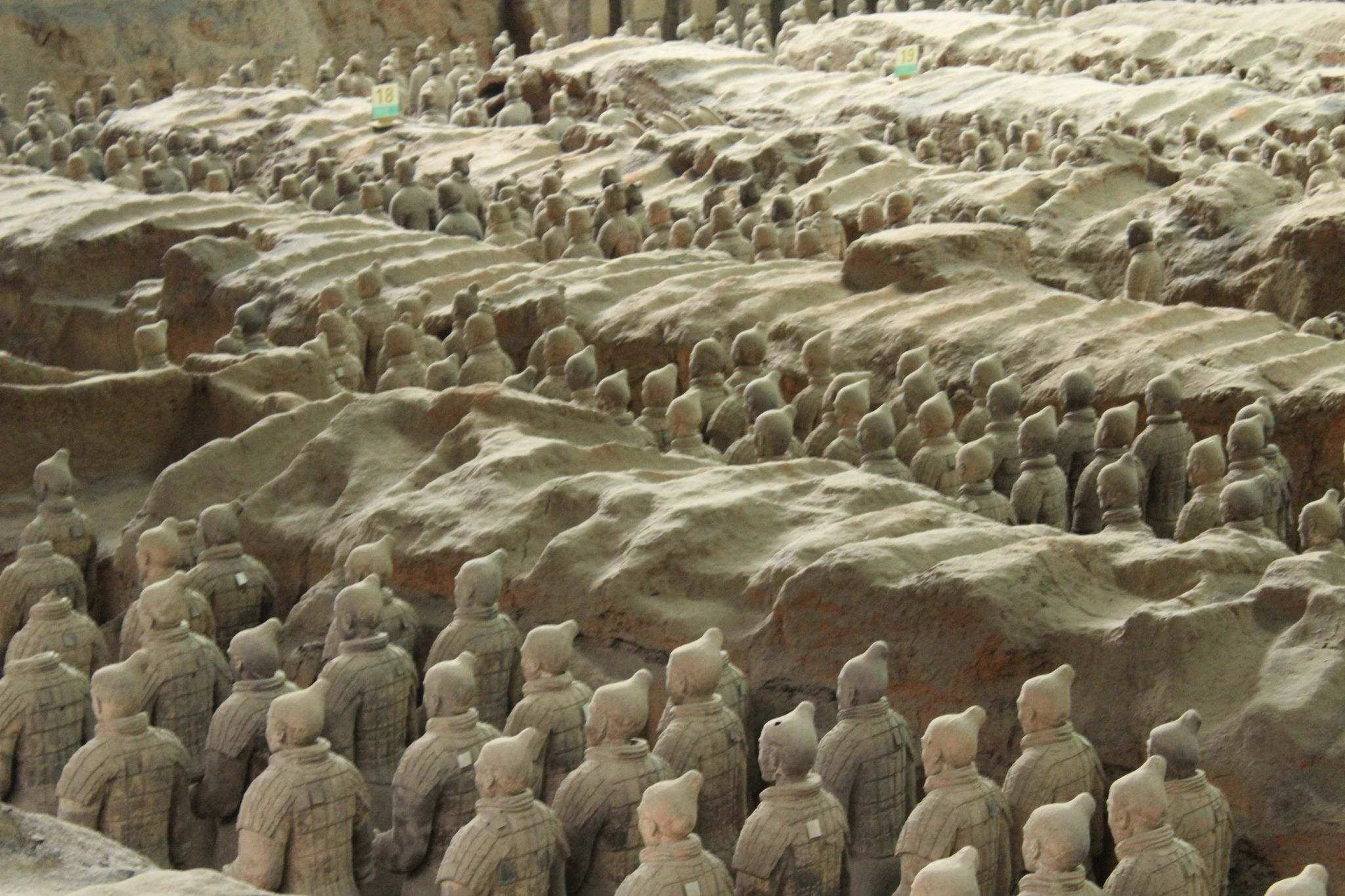 Xian, china, the forbidden city, Great Wall, Great Wall of China, terracotta warriors