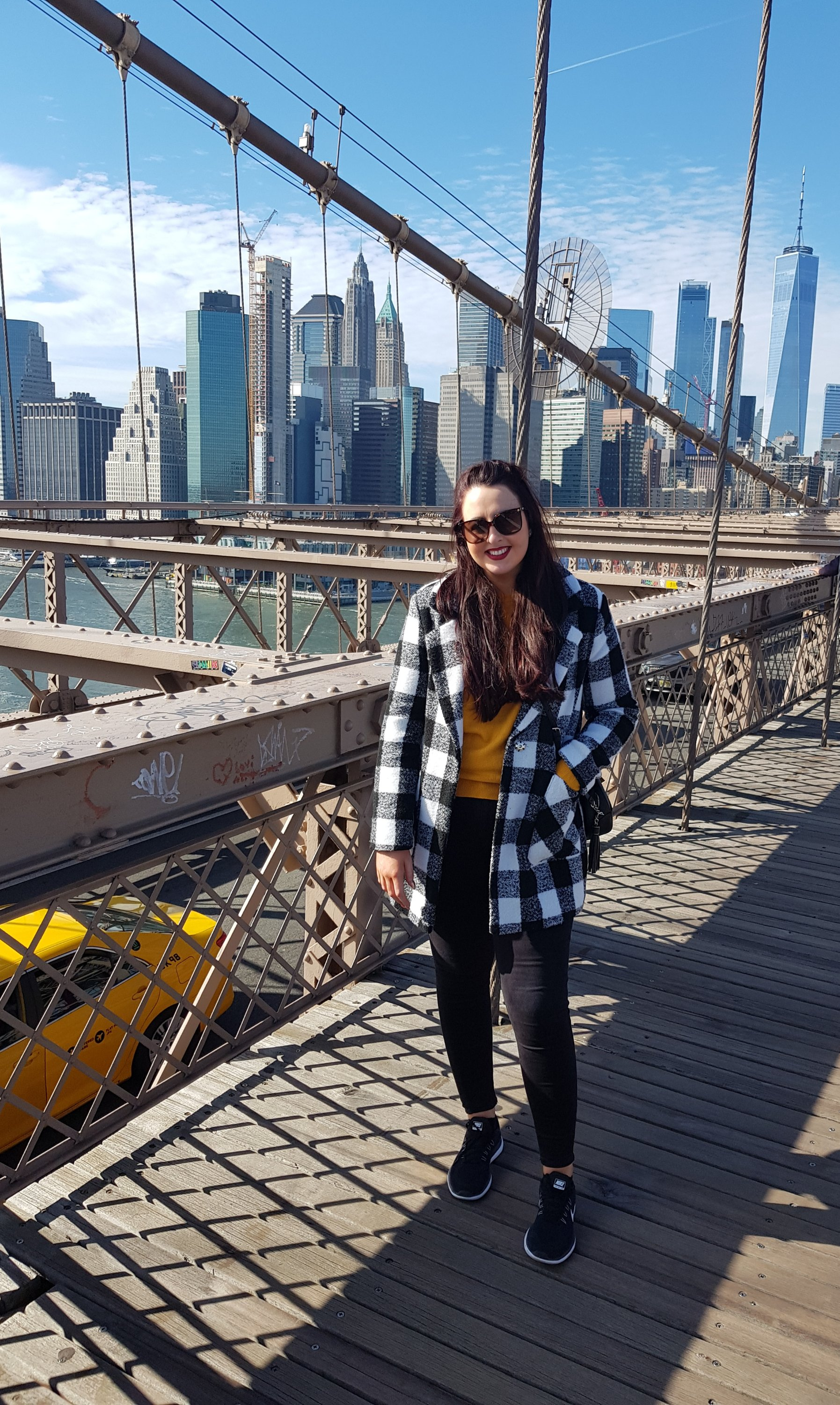 New York, Brooklyn bridge, dumbo, Brooklyn, Manhattan, skyline