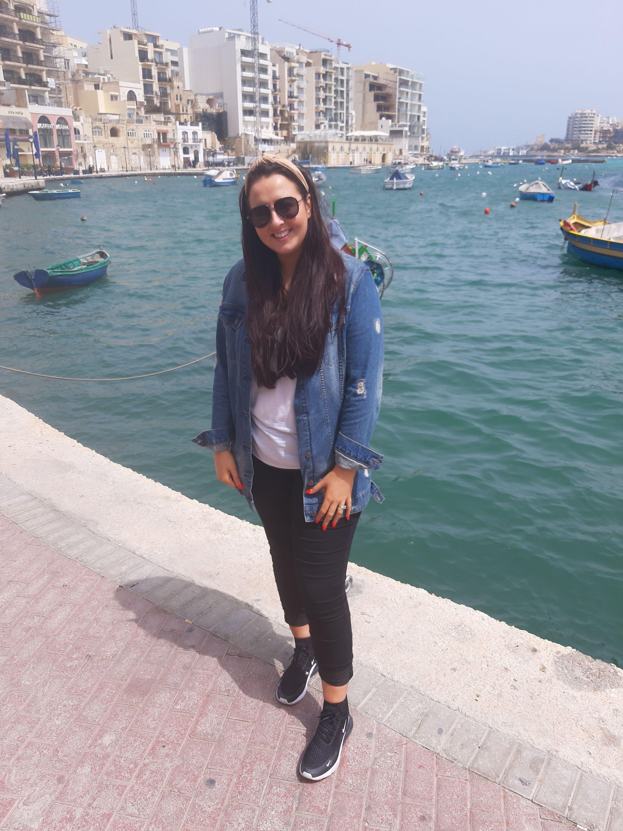malta, malta blog post, live lavishly, Gozo, Popeye village, Disney Malta, blue lagoon, things to do Malta