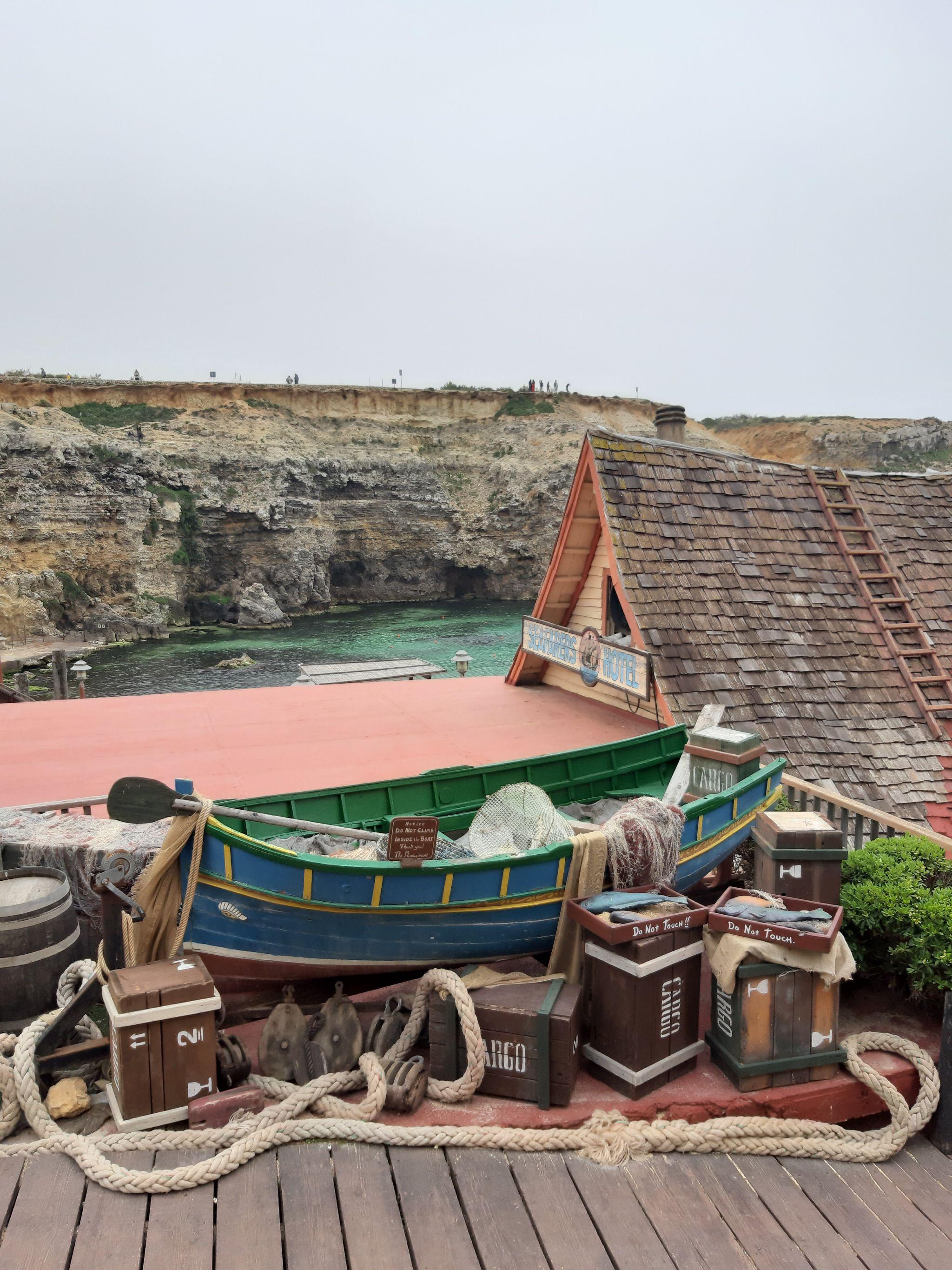 malta, malta blog post, live lavishly, Gozo, Popeye village, Disney Malta, blue lagoon, things to do Malta, valetta